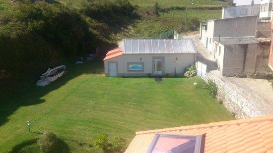 Fonte Do Fraile: Spa desde el balcón de la 306
