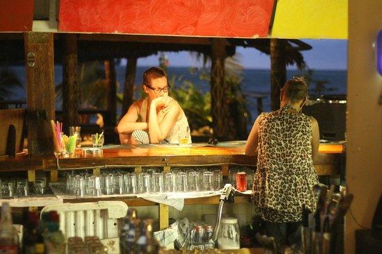 Bay Watch: the bar