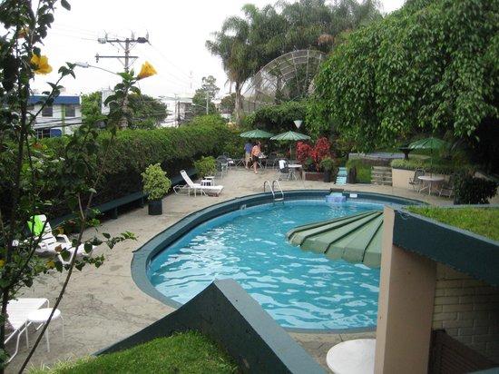 Hotel Villa Tournon: zwembad