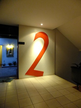 The Album Loft at Nanai Road : our room is on the second floor