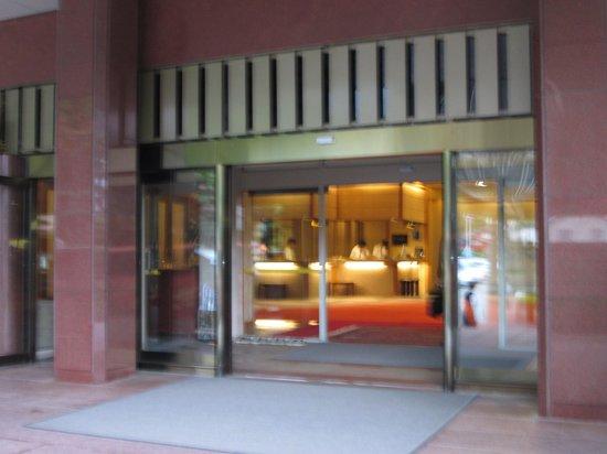 Marumine Kanko Hotel: 玄関