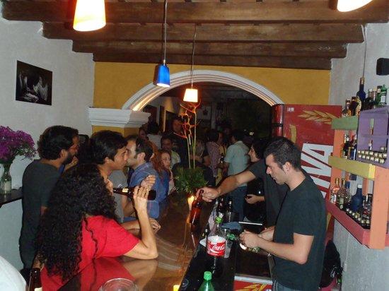 Mosaico Bistro Guatemala: Gran ambiente!