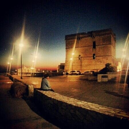 B&B Stella Marina : Porto  Cesareo by night