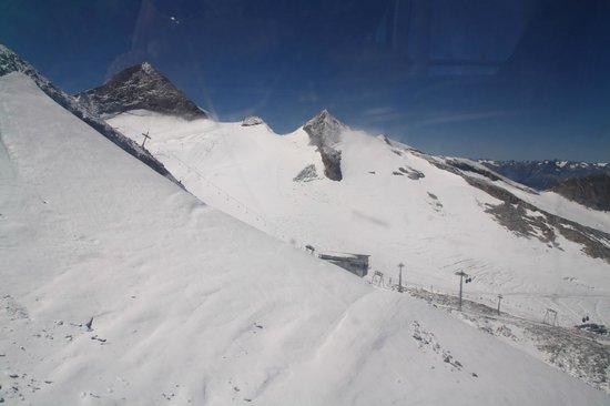 Hintertuxer Gletscher: Schnee