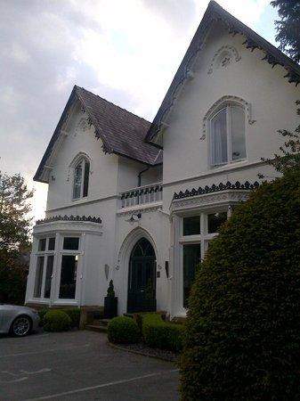 Didsbury House: hotel