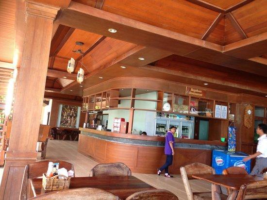 Phangan Bayshore Resort: Very ugly place