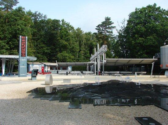 Saurierpark: Nowa część parku