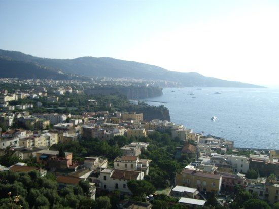 Villa Giovanna: Panorama