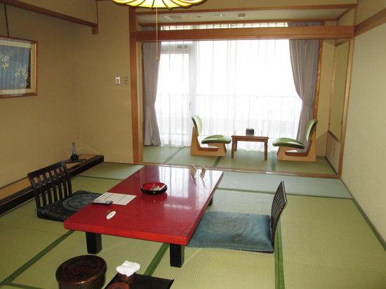 Marumine Kanko Hotel: 客室