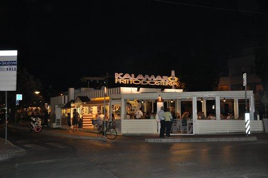 Kalamaro Fritto D'Osteria
