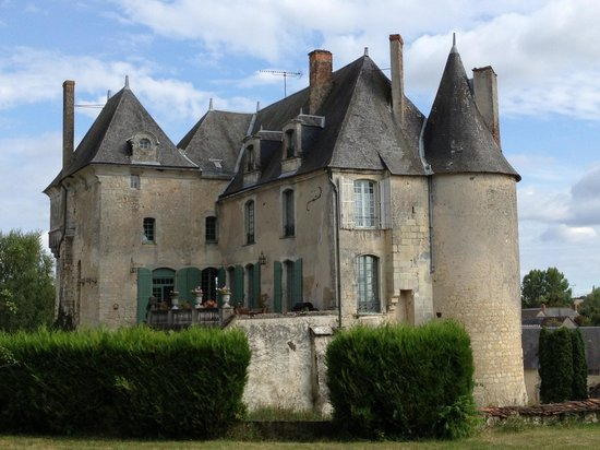 Chateau de La Celle Guenand: The chateau/castle