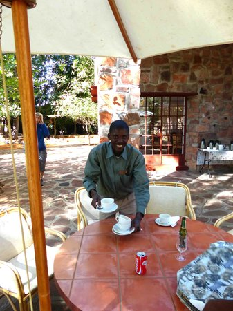 Waterberg Wilderness Lodge: ngongo