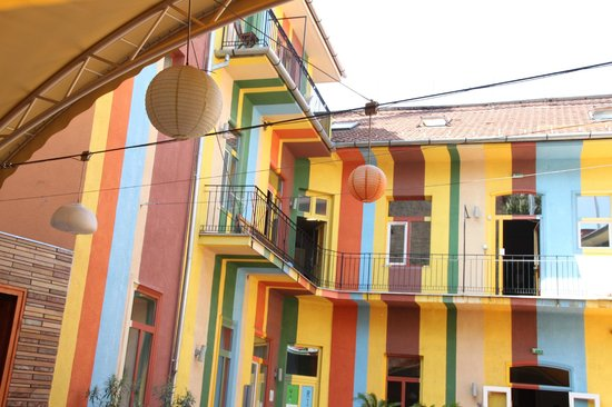 Casa De La Musica Hostel : Overview