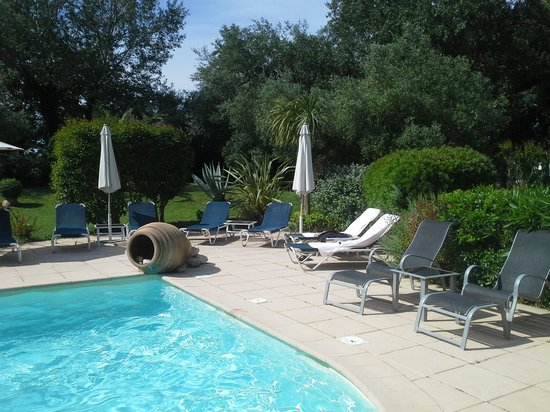 Best Western Golf Hotel : piscine