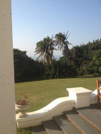 Botha House: View