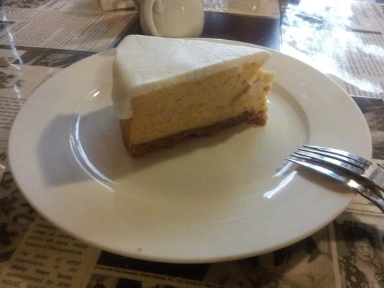 Jawi House Cafe & Gallery: Yogurt Cheesecake