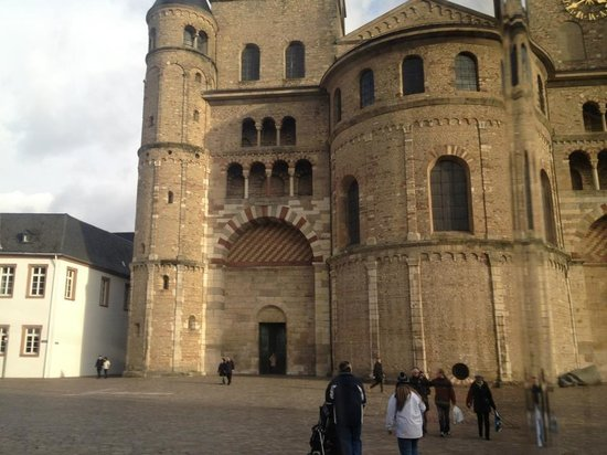 Mercure Hotel Trier Porta Nigra: Beautiful places nearby hotel