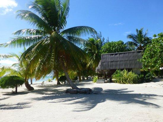 Aito Motel Colette: bungalow sur la plage