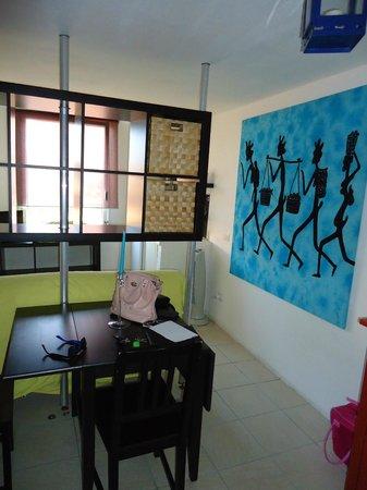 Calaluna Residence: Una visuale dell'appartamento