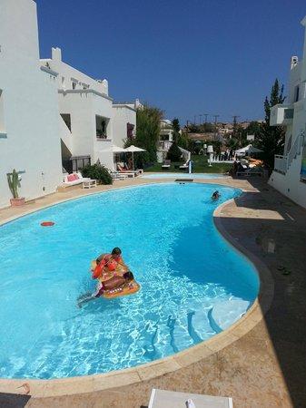 Mitos Suites: Pools