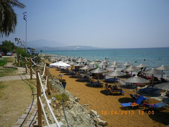 Katelios Studios: Xi beach - worth an excursion to Xi peninsula