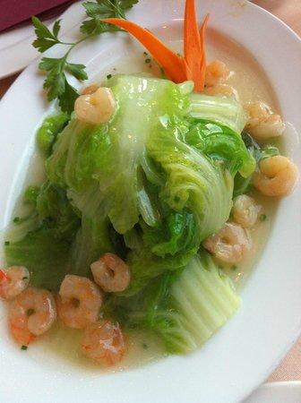 China-Restaurant Sichuan: 水晶虾仁