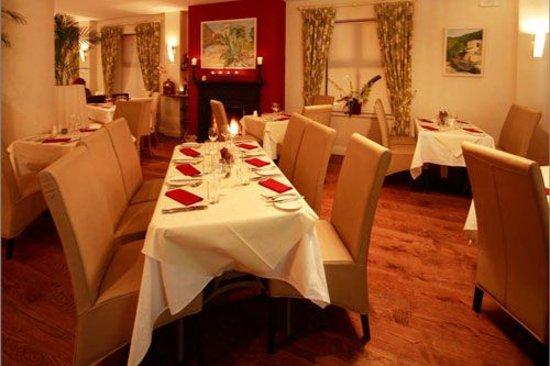 Basilico Italian Restaurant: MAIN FLOOR