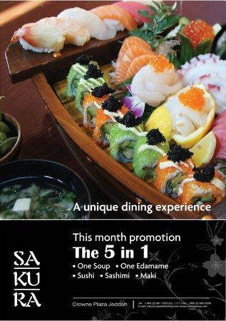 Sakura Japanese Restaurant Photo