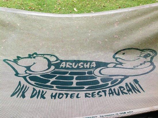 Dik Dik Hotel: heerlijk genieten voor onze suite