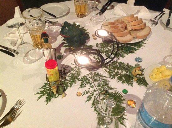 Dik Dik Hotel: heerlijk eten