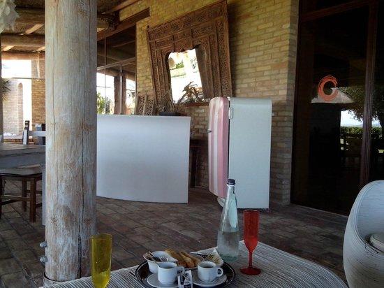 veranda1 - picture of casa de campo, mosciano sant'angelo - tripadvisor