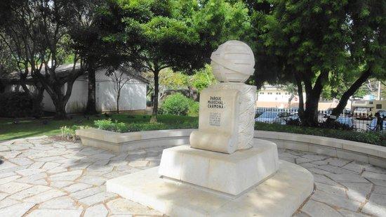 Marechal Carmona Park: Symbol