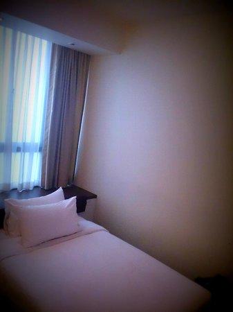 Aqueen Hotel Balestier: Single room
