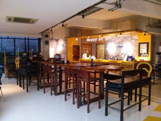 Lub d Bangkok Silom : Lub D lobby