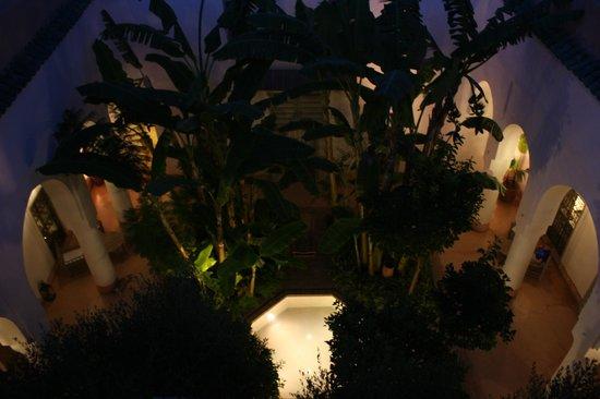 Le Riad Berbère : Rest place
