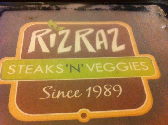RizRaz: enseigne