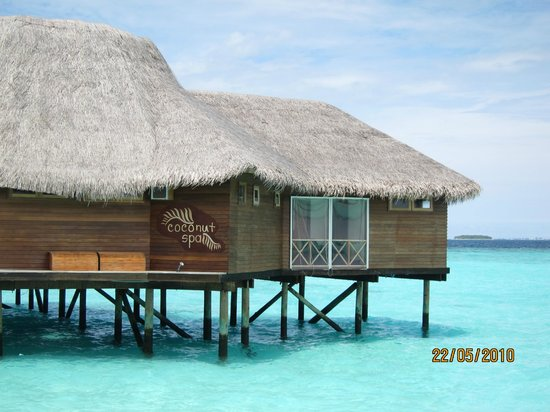 Thulhagiri Island Resort : spa