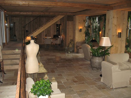 Meister's Hotel Irma: Ingresso alla SPA