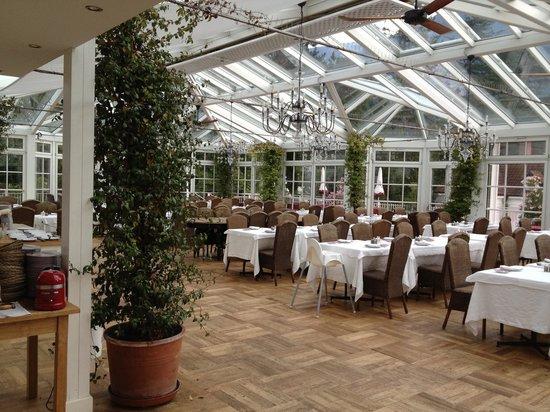 Meister's Hotel Irma: Sala della colazione