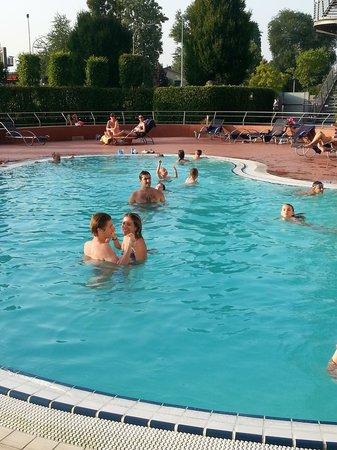 Novotel Venezia Mestre: zwembad om lekker af te koelen