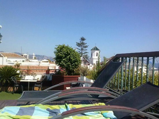 Hotel Plaza Cavana: vistas azotea 2