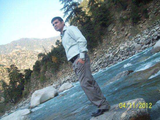 Neelum Valley River: kundal shahi