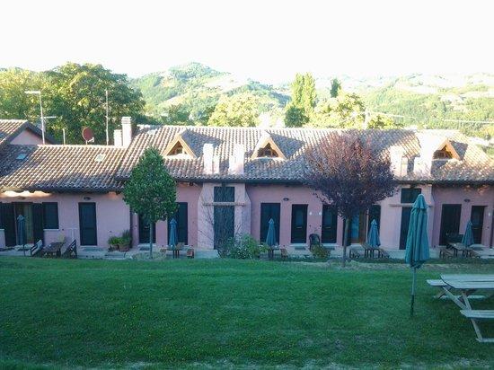 Country House Angelo Blu : esterno