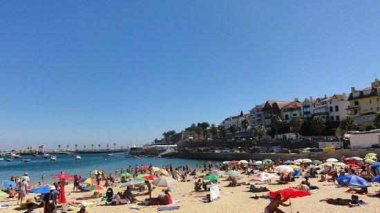 Ribeira Beach : Widok na marinę