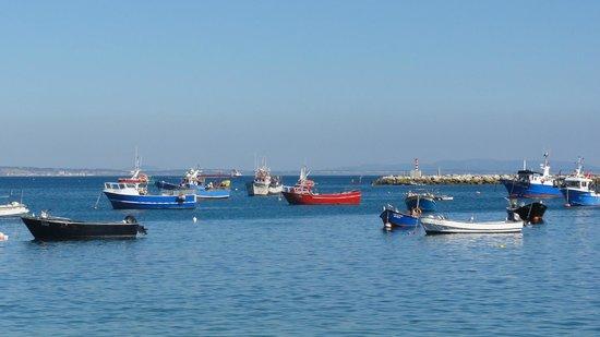 Ribeira Beach : Łodzie rybackie