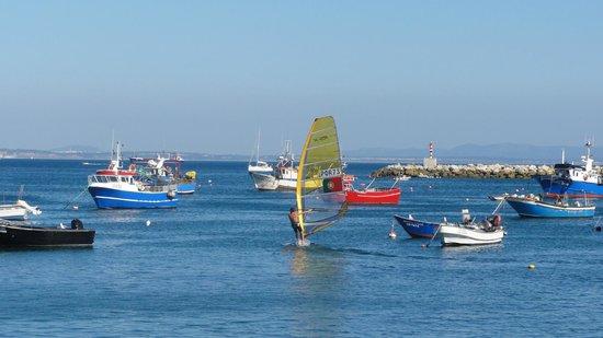 Ribeira Beach : Widok z plaży