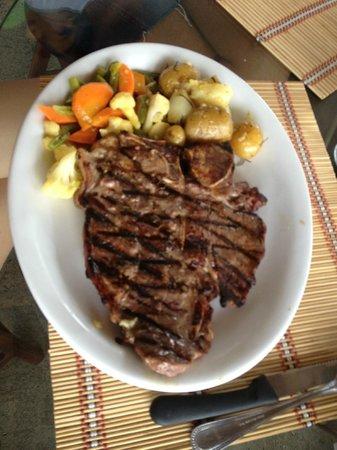 Novillitos: steak
