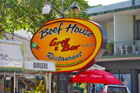 ‪Beef House Bar and Grill‬