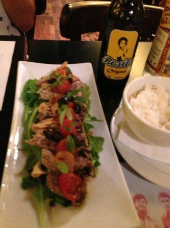 Restaurant Me: Ensalada virtnamita