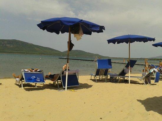 Corte Rosada Resort & SPA: spiaggia
